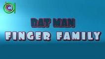 Batman Catwoman Finger Family 3D   SuperHeros Finger Family   Nursery Rhymes for Children