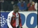 24.02.2005 - 2004-2005 UEFA Cup Round of 32 2nd Leg Feyenoord 1-2 Sporting Lisbon