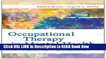 Download Occupational Therapy in Mental Health: A Vision for Participation Kindle
