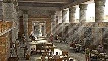 Les Secrets Oubliés De LEmblématique Bibliothèque DAlexandrie [ Documentaire Historiq