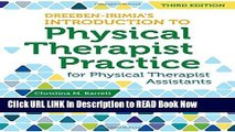 Best PDF Dreeben-Irimia s Introduction To Physical Therapist Practice For Physical Therapist