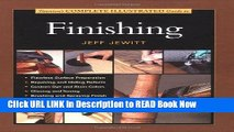 Get the Book Tauntons Complete Illustrated Guide To Finishing Free Online