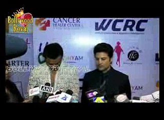 Anupam Kher, Rajeev Khandelwal, Mughda Godse & Others Walk For 'Fashion For A Cause' Part 2