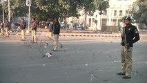 Pakistan : attentat à Lahore, au moins 15 morts et 87 blessés