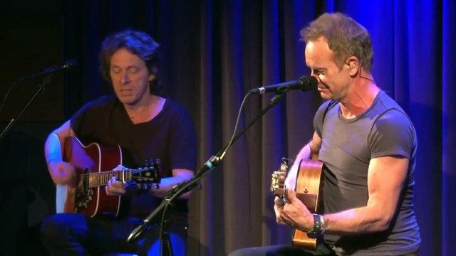 Sting Live GM unplugged