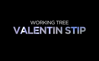 FRENCH WAVES (9/10) • VALENTIN STIP, Working Tree • 2015