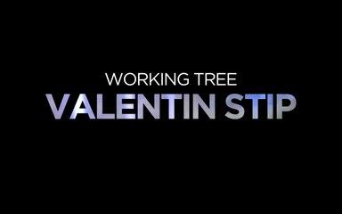 FRENCH WAVES (9/10) • VALENTIN STIP, Working Tree • 2015
