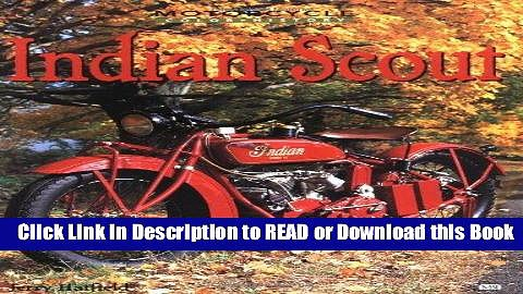 Read Book Indian Scout (Motorcycle Color History) Read Online