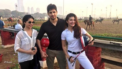Sidharth Malhotra & Jacqueline Takes Up Horse Riding In A coolest Way