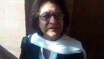 Asma Jahangir Bashing Judge Who Banned Valentine Day in Pakistan