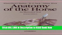 eBook Download Anatomy of the Horse: An Illustrated Text ePub