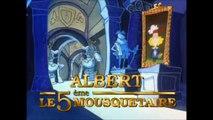 Albert le Cinquième Mousquetaire - générique