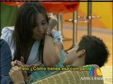 Esteban confiesa que Fabiola no le gusta lo suficiente