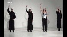 Le discours féministe des créatrices de la marche des femmes à la fashion week de New York