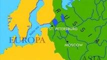 LA RUSSIE AU FIL DE L EAU - croisieres à la découverte du monde (Documentaire, Découver
