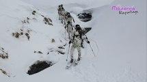 Maurienne Reportage # 76 Le PGHM et le GAM s'entraînent ensemble au secours en montagne