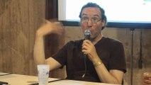 Eco-dialogues de Thau : situation du bio en France par Jacques Caplat