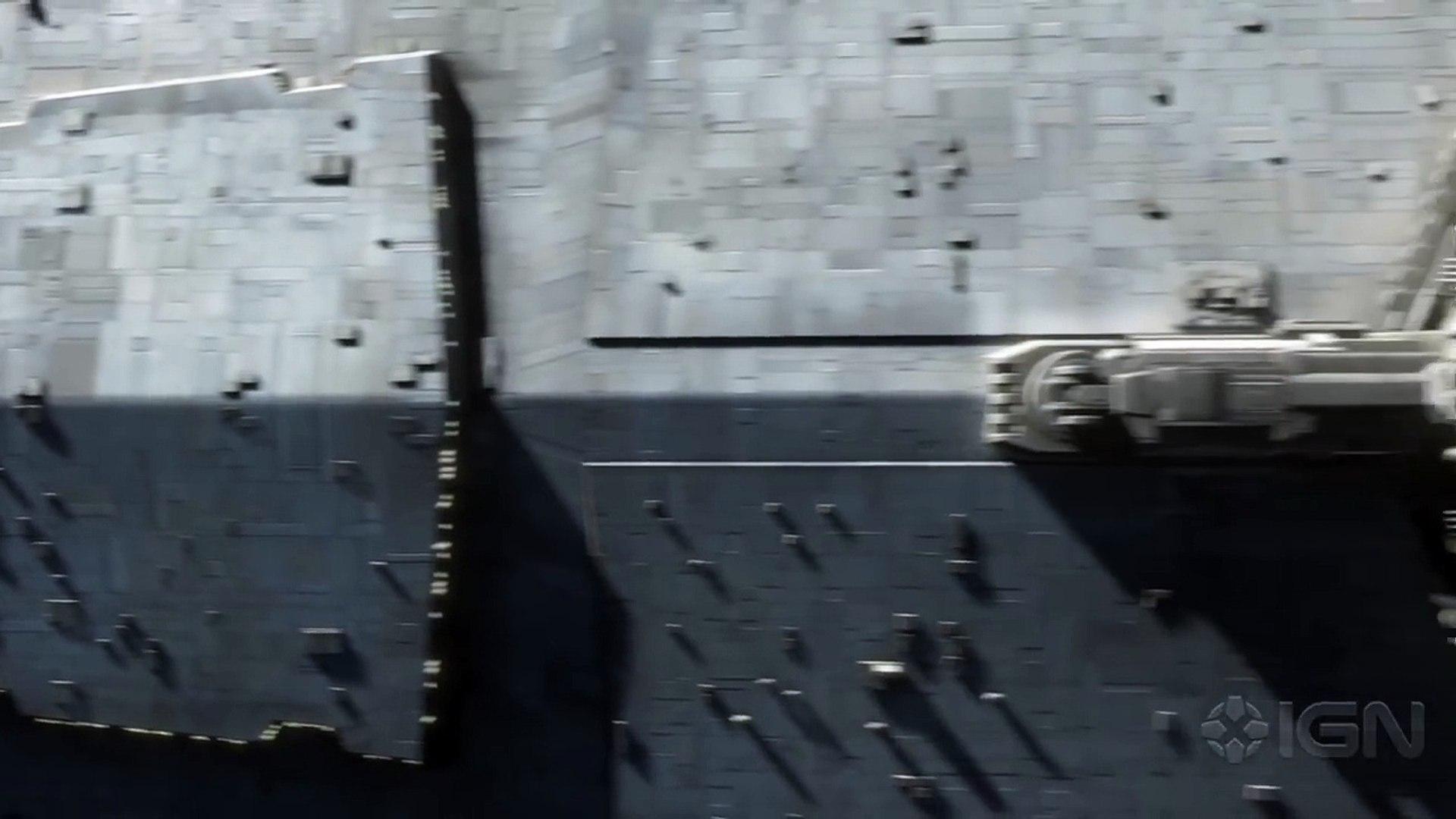 Star Wars Battlefront Death Star Teaser Trailer - Star Wars Celebration 2016