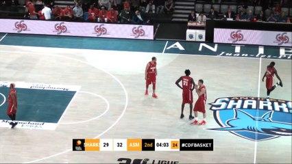 REPLAY - Coupe de France - 1/4 de finale | Antibes (Pro A) - Monaco (Pro A)