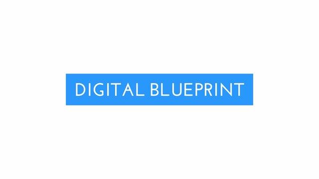 Digital Blueprint by Aatul Palandurkar