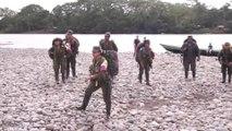 1 de abril, fecha en la que las FARC entregarán a los menores de sus filas