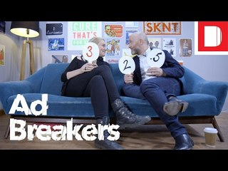 Laura Jordan Bambach & Logan Wilmont Rate The Latest Ads   Ad Breakers Episode 5