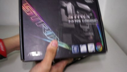 ASUS ROG STRIX Z270I GAMING ITX Motherboard Unboxing and Overview