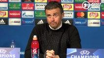 PSG-Barça : la réaction de Luis Enrique