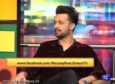 What a Fan did on Atif Aslam's Wedding Night and What Atif's Wife did in Reply