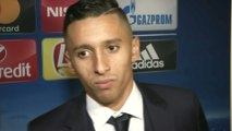 Foot - C1 - PSG : Marquinhos «Aujourd'hui, on n'est pas champion»