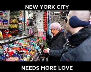 New York City Needs More Love