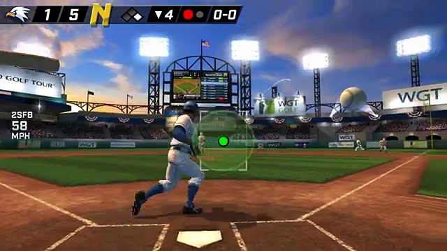 WGT Baseball MLB [Android/iOS] Gameplay (HD)