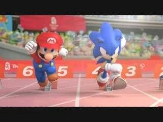 2nd Trailer Mario & Sonic aux Jeux Olympiques