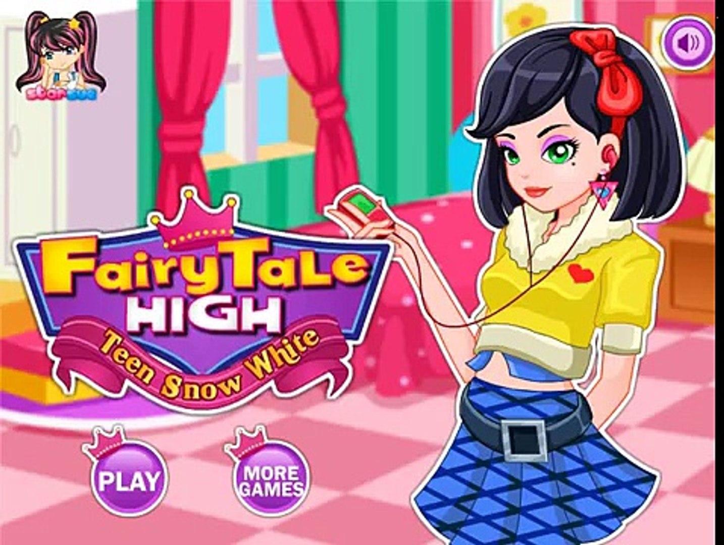 Игры Фейри Тейл Хай (Fairy Tale High)
