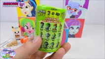 My Little Pony Equestria Girls Surprise Cubeez Cubes Shadobolts Surprise Egg and Toy Collector SETC