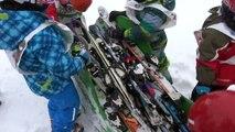7 Jours Fous au Ski • #1 MORNING ROUTINE, CAP PAS CAP & TROTTI SKI - Studio Bubble Tea unboxing-75ADQC5dgrE