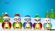 Snowman Cartoons Animation Singing Finger Family Nursery Rhymes for Preschool Childrens Song