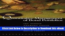 [Read Book] Quantitative Management of Bond Portfolios (Advances in Financial Engineering) Mobi