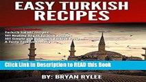 Read Book Better Homes Cookbooks: -   Turkish Salads recipes  101 Healthy Vegan Turkish Recipes