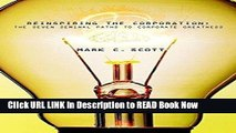 [Popular Books] Re-inspiring the Corporation: The Seven Seminal Paths to Corporate Greatness FULL