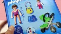 PLAYMOBIL Mutter mit Kinderwagen 5491 _ Moderner Kinderwagen mit Tragetasche-rzgkxK_r6vk
