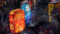 Basler Fasnacht - Basel Carnival - Basel, Switzerland