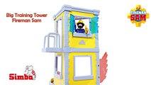 Simba - Fireman Sam / Strażak Sam - Big Training Tower / Wielka Wieża Trenigowa - TV Toys