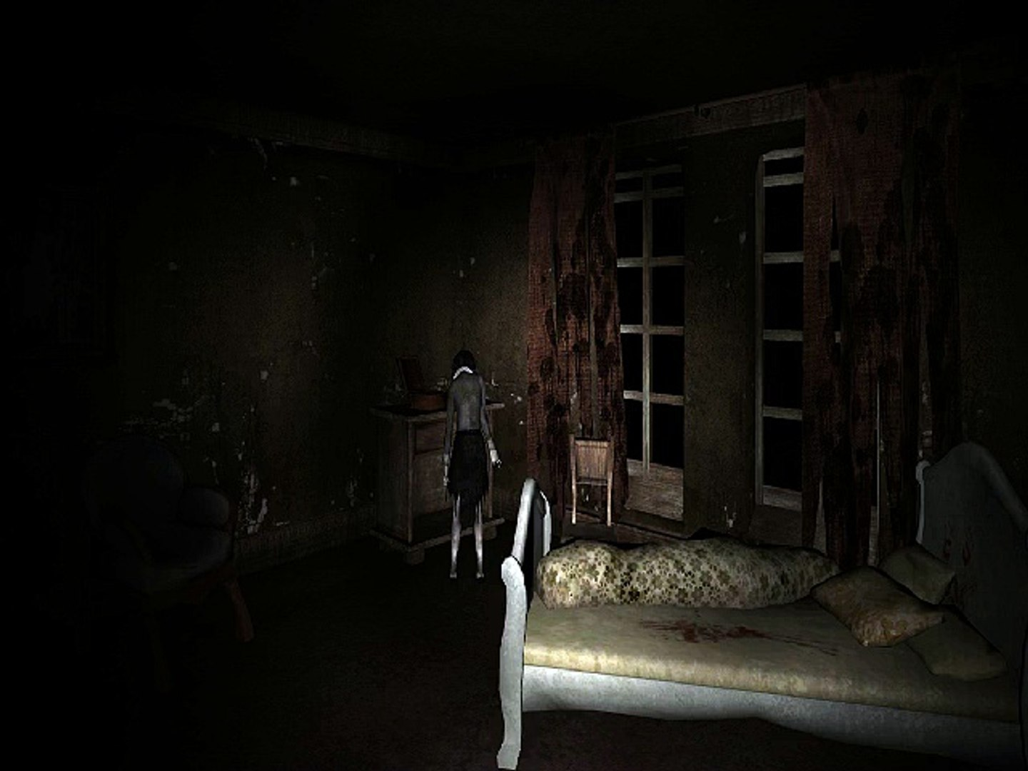 AFFECTED The Manor VR cracked android free download