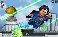 Мультфильм LEGO Marvel Мстители Супергерои на русском. Бетмен | Халк | Супермен | Железный