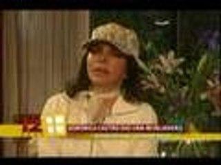 Exclusiva Veronica Castro en  Ventaneando