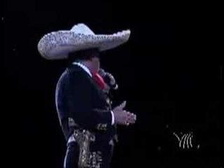 Vicente Fernandez en Las Vegas