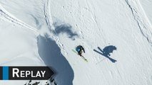 Replay - Chamonix-Mont-Blanc staged in Vallnord-Arcalís FWT17 - Swatch Freeride World Tour 2017 - Part 2