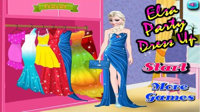 Disney Princess Elsa Anna Ariel Rapunzel & Sofia Go Shopping - Frozen Princess Girls Dress