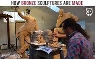 Ce sculpteur va vous en mettre plein la vue